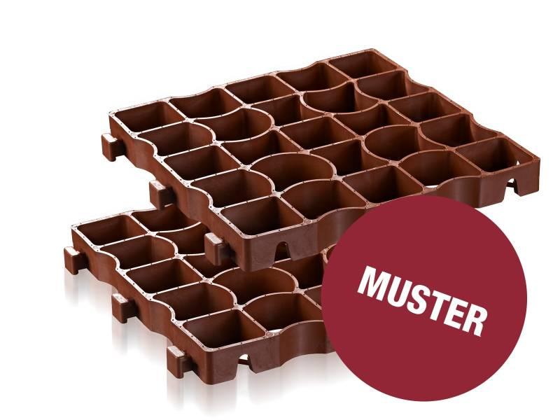 Musterpaket ECORASTER TE30 – Qualitätsgitter