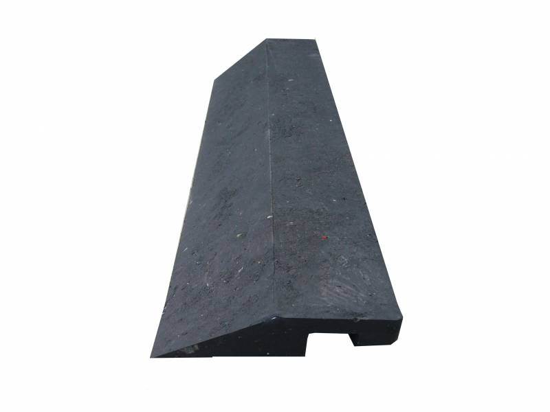 Auftrittrampen oberhalb 2,2 cm