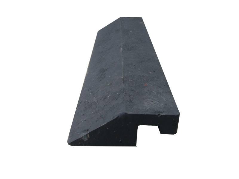 Auftrittrampen oberhalb 4,3 cm