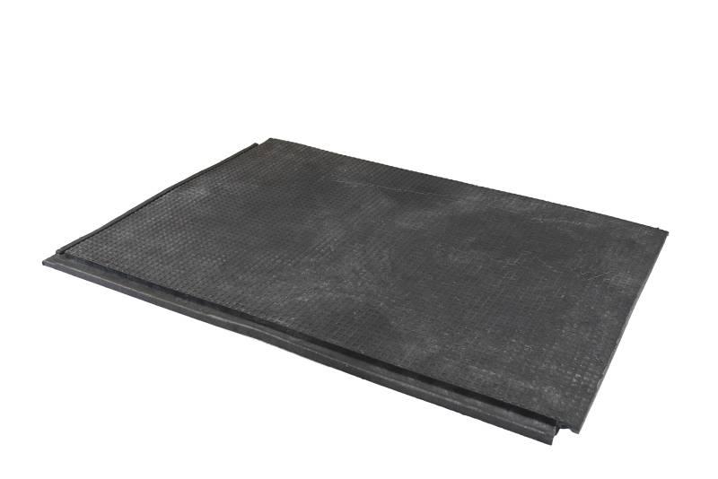 Low-Budget Bodenmatten 2,5 cm - Komplett-Set für 18 m²